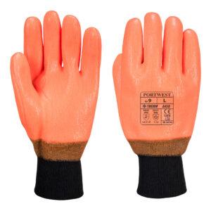 Wodoodporna rękawica ostrzegawcza