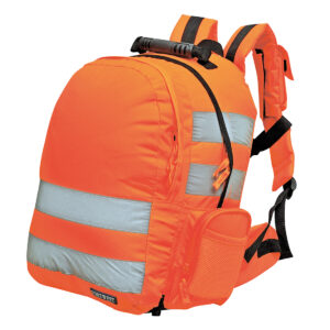Plecak ostrzegawczy z szybkim rozpięciem 25l
