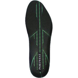Wkładka z poduszką żelową i stabilizatorem stopy