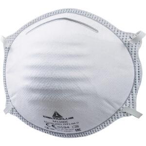 Opakowanie 20 półmasek z filtrem ffp1, bez zaworu, z…